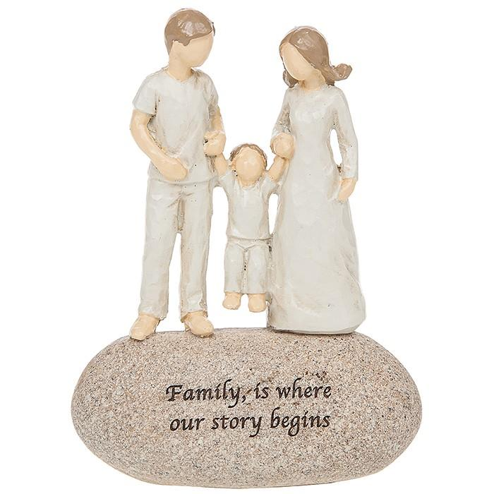 Forever In Our Hearts Angel Sentiment Decoration Gift PHD194-HS
