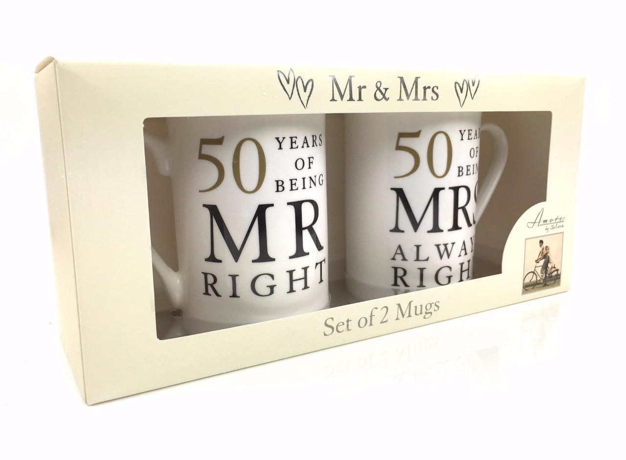 50th Golden Wedding Anniversary Gifts: 50th Golden Wedding Anniversary Gift
