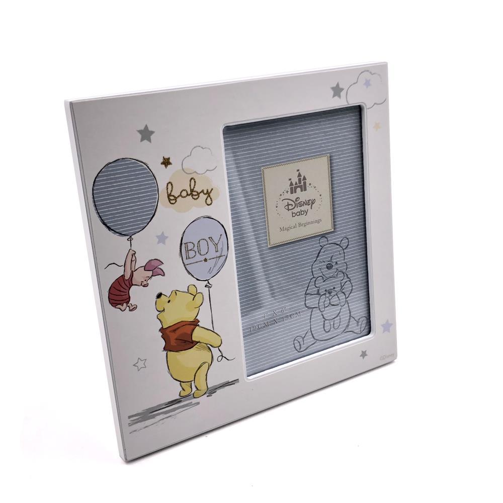 winnie the pooh baby photo frame