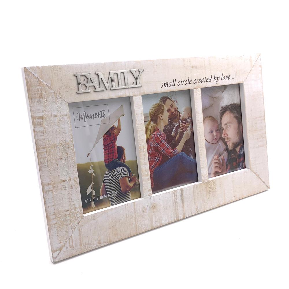 """Memories of a Lifetime/"""" Family Photo Frame /""""Family Excellent Quality"""