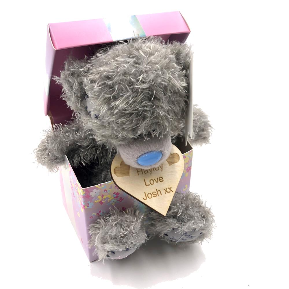Personalised Me To You Tatty Teddy 21st Birthday Gift Set Boxed New AP701027 P