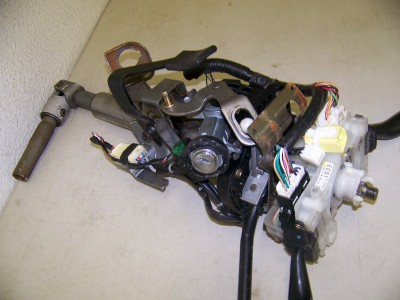 ford escape 2005 2006 2007 steering column tilt automatic transmission shifter ebay. Black Bedroom Furniture Sets. Home Design Ideas