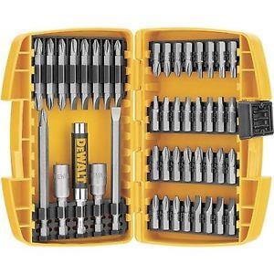 995737253 tp - DEWALT DW2166 45-Piece Screwdriving Set with Tough Case - NEW SEALED