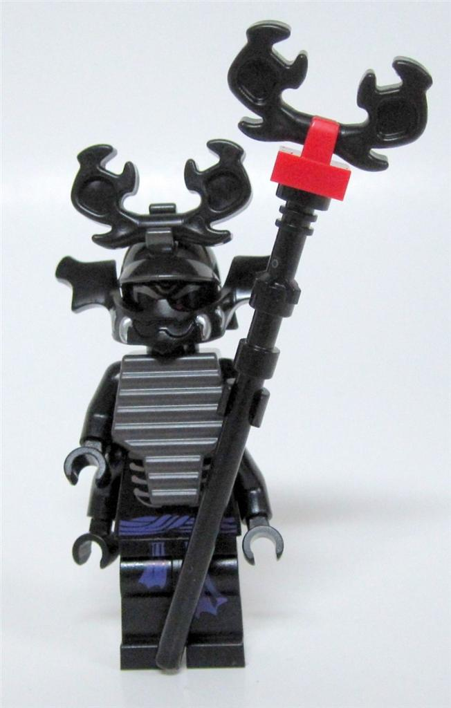 Lego Ninjago Temple Of Light 70505 Overlord As Lord ...
