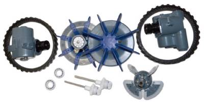 Zodiac Baracuda MX8 Cleaner Parts Tune Up Kit