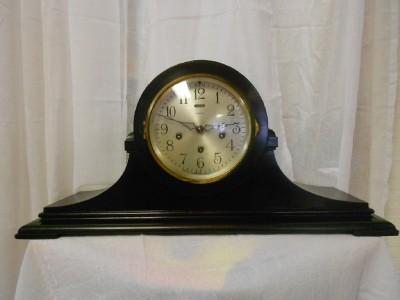 Antique Mantel Clocks >> Old Antique Ansonia Tambour Shelf Mantel Clock ( Sonia #1 ) Circa 1900s | eBay