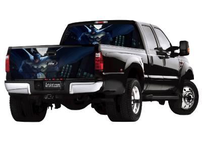 Batman Rear Window Graphic Decal Sticker Truck Suv Van Car