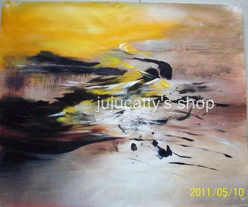 abstract canvas art oil painting reproductions #615
