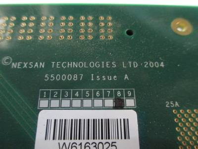 Nexsan SATABeast W6163025 BACKPLANE