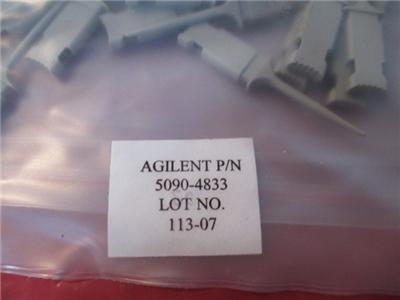lot of HP Agilent 01650-61608 UTP Probe Tip 5959-9334 Ground 5090-4833 Grabber