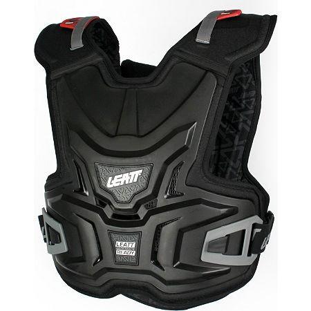 Leatt Body Vest Adventure Lite BMX ATV Brace Support Black