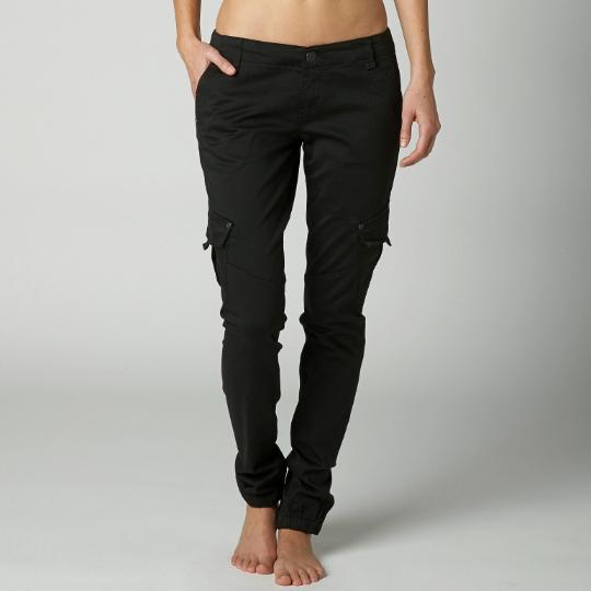 Black Cargo Pants For Girls