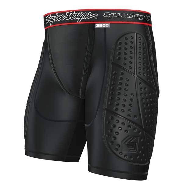 TROY LEE DESIGNS TLD PROTECTION SHORTS 3600 MOTOCROSS ATV OFF ROAD MX 52000320