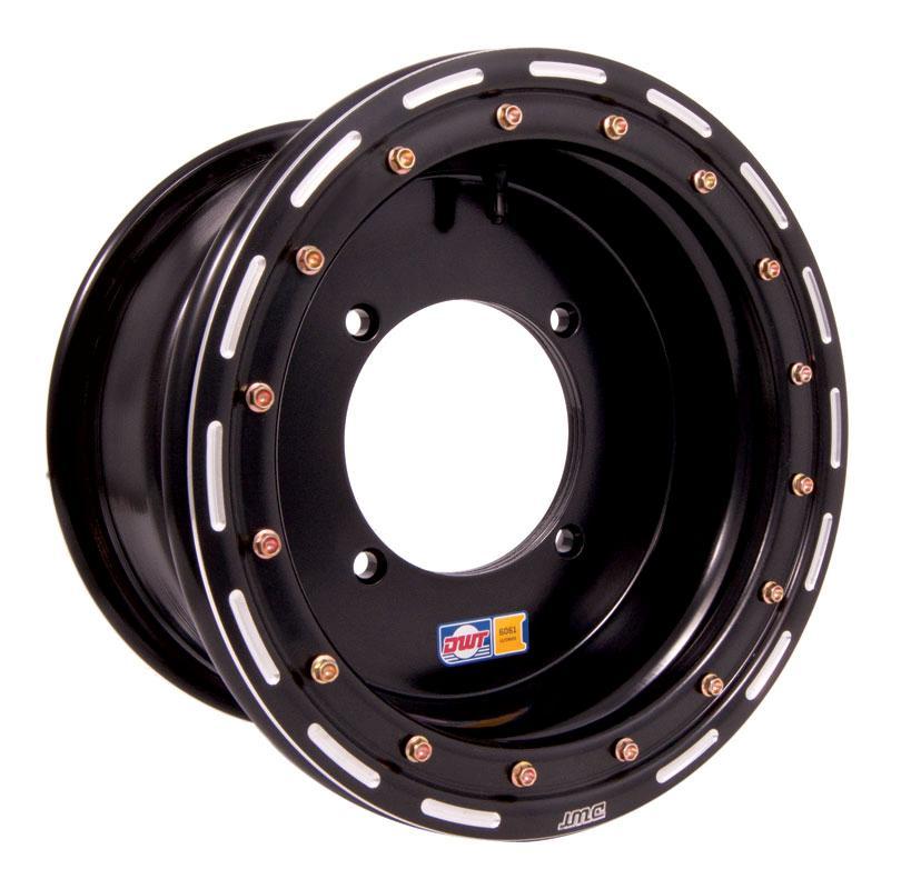 Dwt Ultimate Beadlock Utility Wheel Black 14 Quot 14x10 5 5
