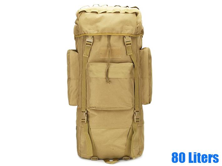 Outdoor Military Tactical Camping Hiking Trekking Backpack SHIPPING