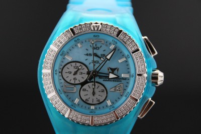 Technomarine 108025 Cruise Gem Technodiamond 116 Diamonds