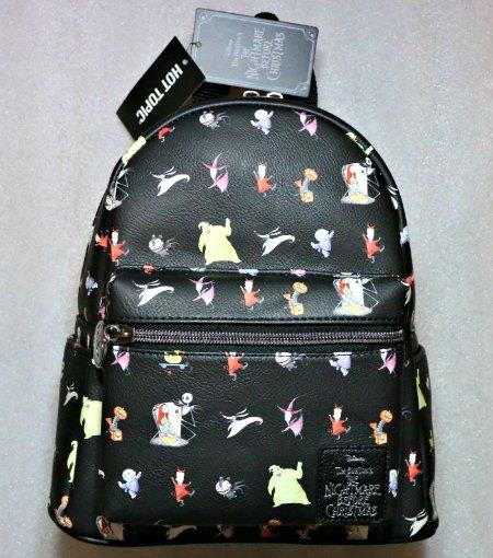 Hot Topic Nightmare Before Christmas Backpack.Details About Loungefly Backpack Nightmare Before Christmas Characters Hot Topic New