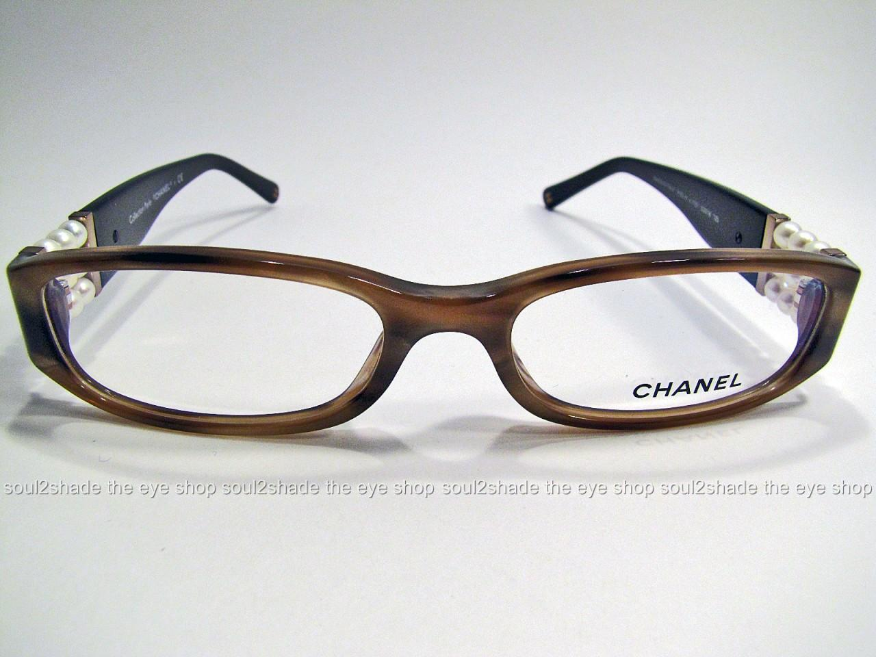 04ddaceb6ea0 Chanel Glasses Frames With Pearls