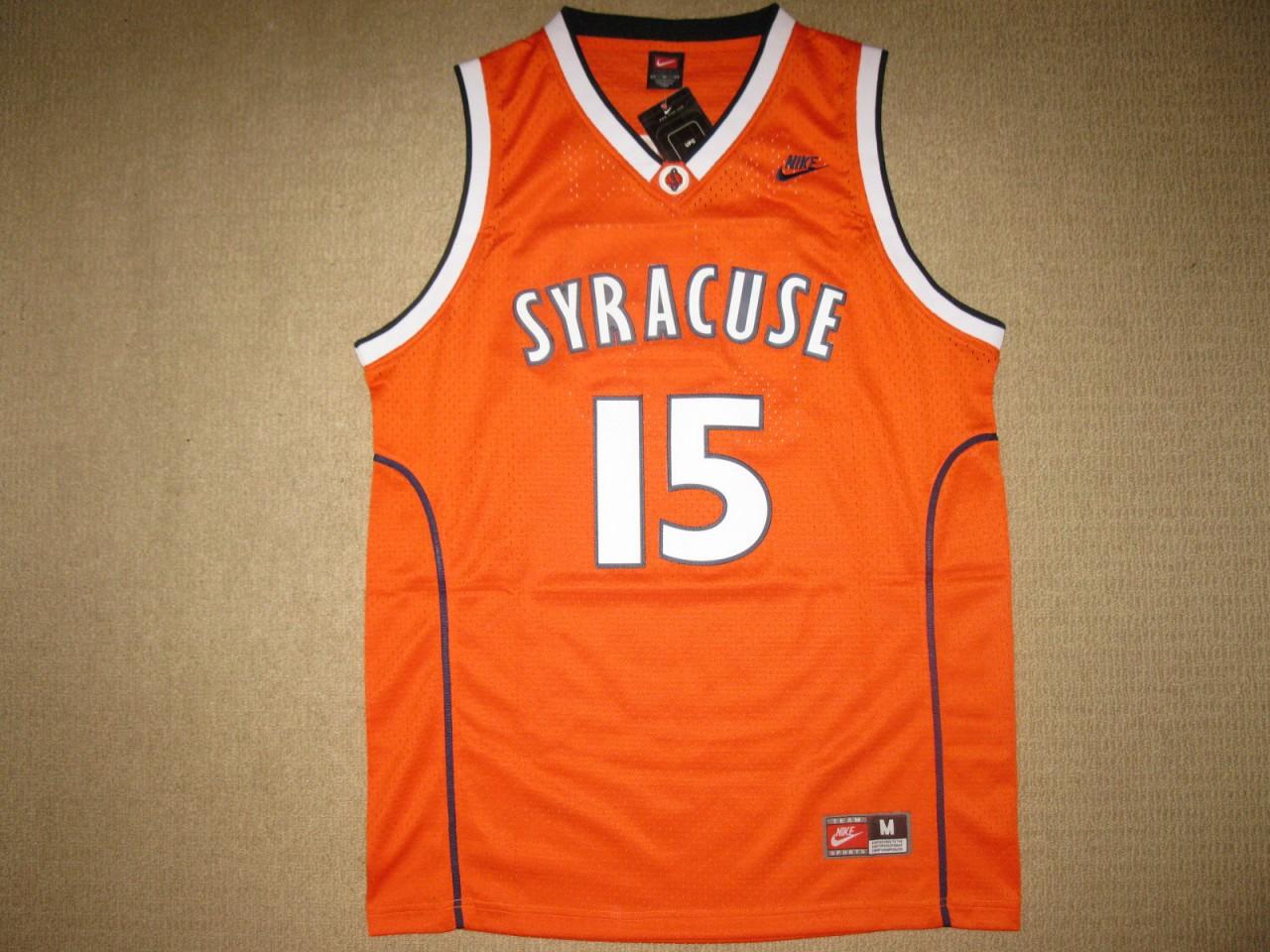 NBA NCAA CARMELO ANTHONY Syracuse Orangemen Swingman ...