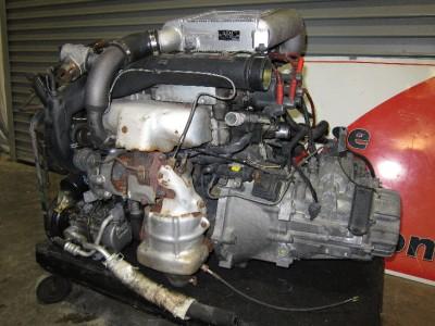 JDM Toyota Tercel 4E FTE Engine Starlet Motor 4E Turbo 4EFTE 4EFE on