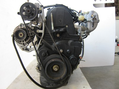 2000 honda accord engine transmission f23a1 f23a4 ulev ex lx vtec motor f23 2 3 ebay. Black Bedroom Furniture Sets. Home Design Ideas