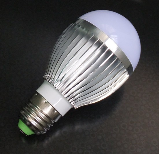 5w 12v led ball light lamp bulb e27 e26 screw base socket cool white 5500k 7000k ebay. Black Bedroom Furniture Sets. Home Design Ideas