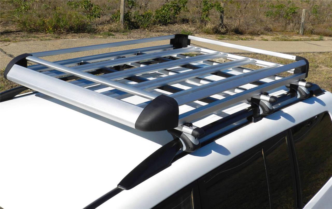 1 61m Aluminium Roof Rack Basket For Prorack Rola Thule