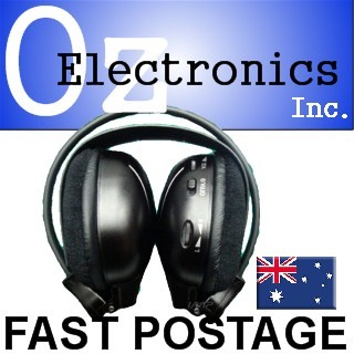 Infrared Ir Head Phones Wireless Car Dvd For Clarion Ohm102 Ohm107vd Vma773 Vma573 Oz Electronics Inc