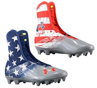 youth american flag football cleats