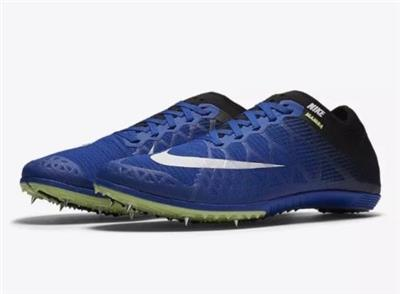 free shipping 4d67f c5057 Nike Zoom Mamba 3 Track Distance Running Shoes Spikes Mens 9 Womens 10.5