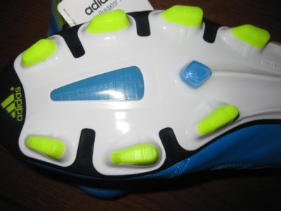 Adidas AdiPower Predator TRX FG Soccer Cleats Boots size 13