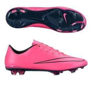 67754848b ... Cleats-Grey Nike Mercurial Vapor X ACC FG Soccer Cleats Sz 13 Hyper  Pink 648553-660 No ...