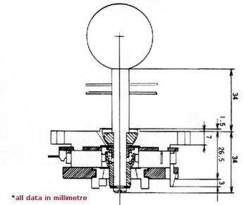 sanwa joystick jlf-tp-8yt with translucent ball top ... sanwa joystick wiring diagram fisher plow joystick wiring diagram #11