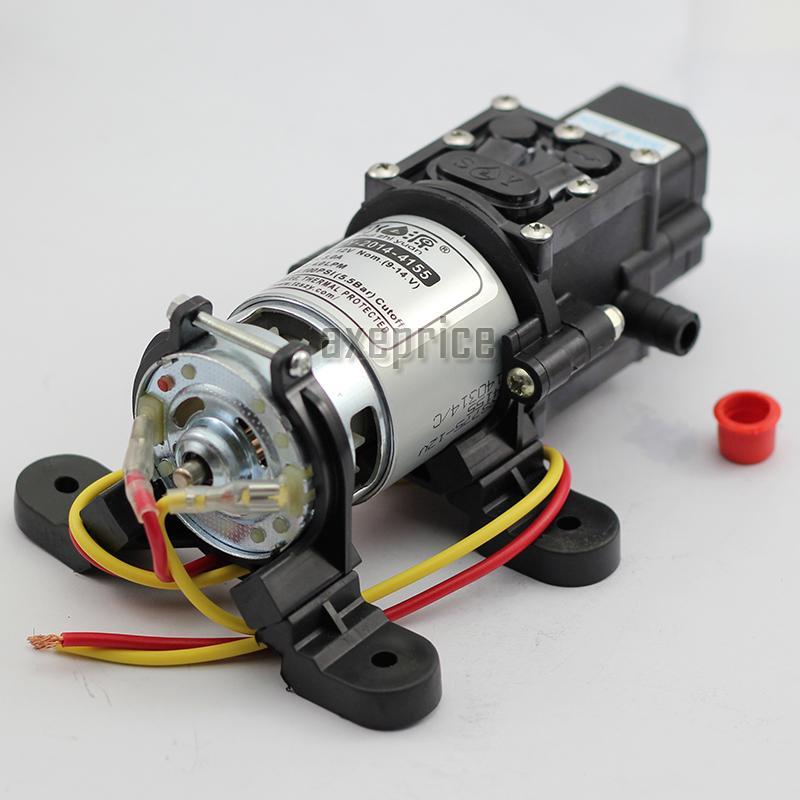 Dc 12v 80psi 4lmin diaphragm water self priming pump high pressure dc 12v 100 psi ccuart Images