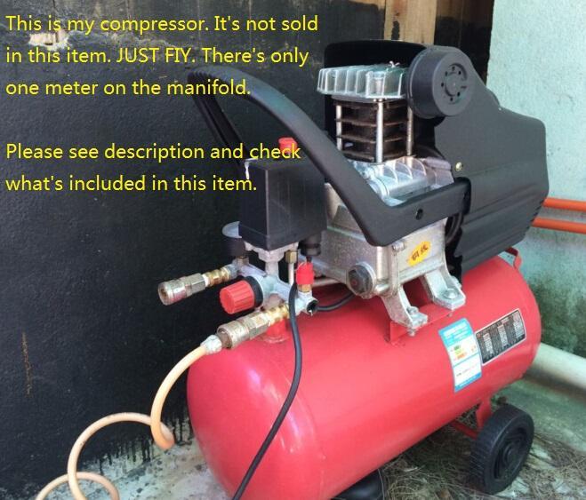90 120psi Air Compressor Pressure Switch Control Valve