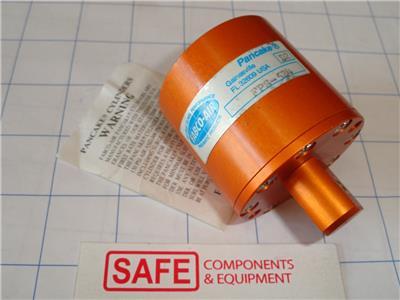 Fabco-Air G-5-X Original Pancake Cylinder Double Acting 1//2 Bore Diameter x 3//4 Stroke Maximum Pressure of 250 PSI