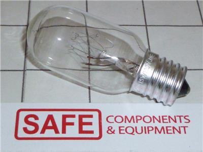 PHILIPS 6T4-1//2 Lamp 130V 6W T4-1//2 Bulb  E17 Intermediate Screw QTY-1 R55-2