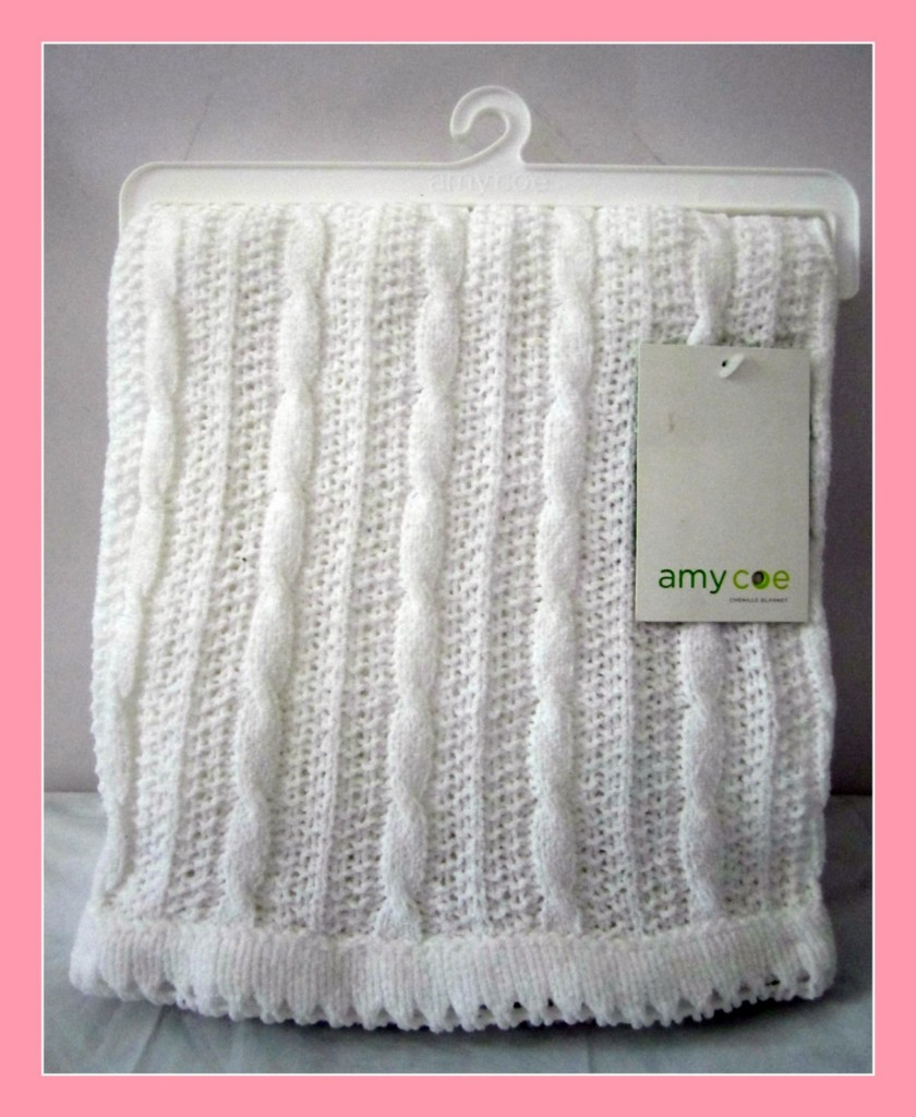 Amy Coe Carters And Tiddliwinks Chenille Blankets You