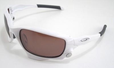 e04716a3d6 Oakley Sunglasses Jawbone Matte White w VR28 Black Iridium Polarized ...