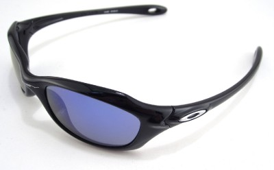 d9636f22301f0 New Oakley Sunglasses XS Fives Black w Blue Iridium  03 450 on PopScreen