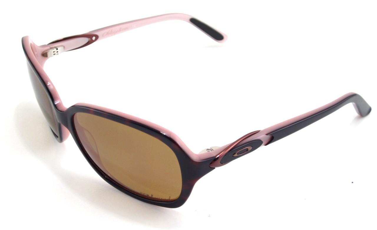 NEW Oakley Proxy sunglasses Tortoise w/ Bronze Polarized ...