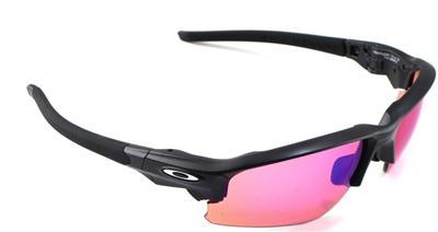 1185bfedfffb0 New Oakley Sunglasses Flak Draft Blue w Prizm Trail  9373-0370 In ...