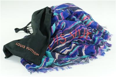 c29dfedaee119 Louis Vuitton Stephen Sprouse Selten Blau