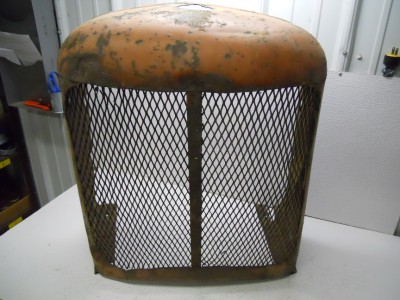 ALLIS CHALMERS WD GRILL & SCREEN USED on PopScreen
