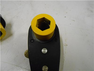 "NEW RAP41005  15//16/"" x 3//4/"" Double Socket Ratchet Wrench"