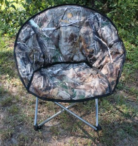 lucky bums real tree camo camouflage youth moon camp chair king camp moon chair moon lence camp chair