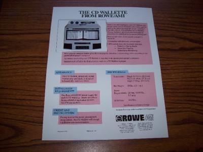 Download rowe laserstar cd-100b jukebox manual | Diigo Groups