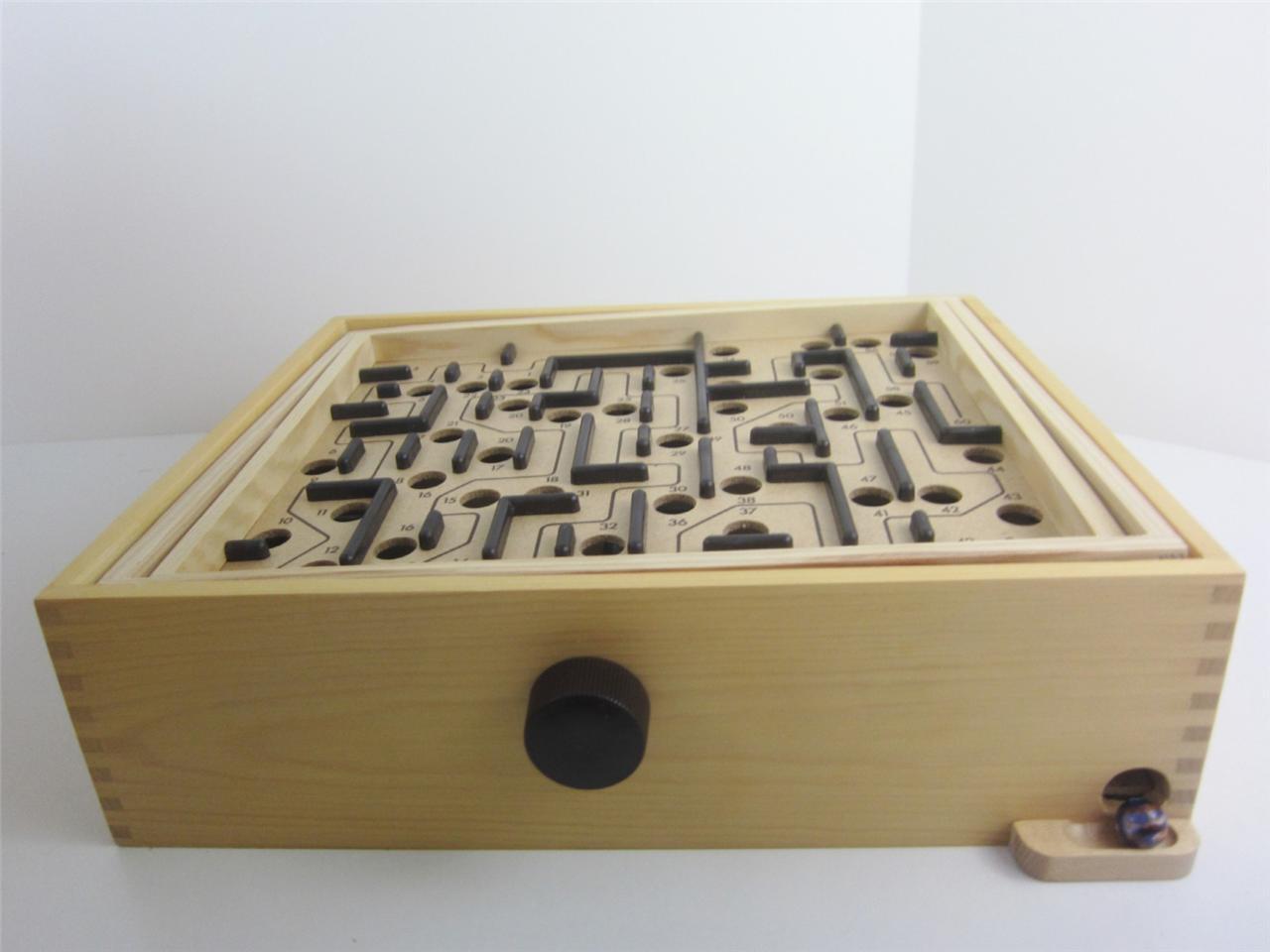 Brio Labyrinth Maze Game Original Steel Ball Bearing 35310