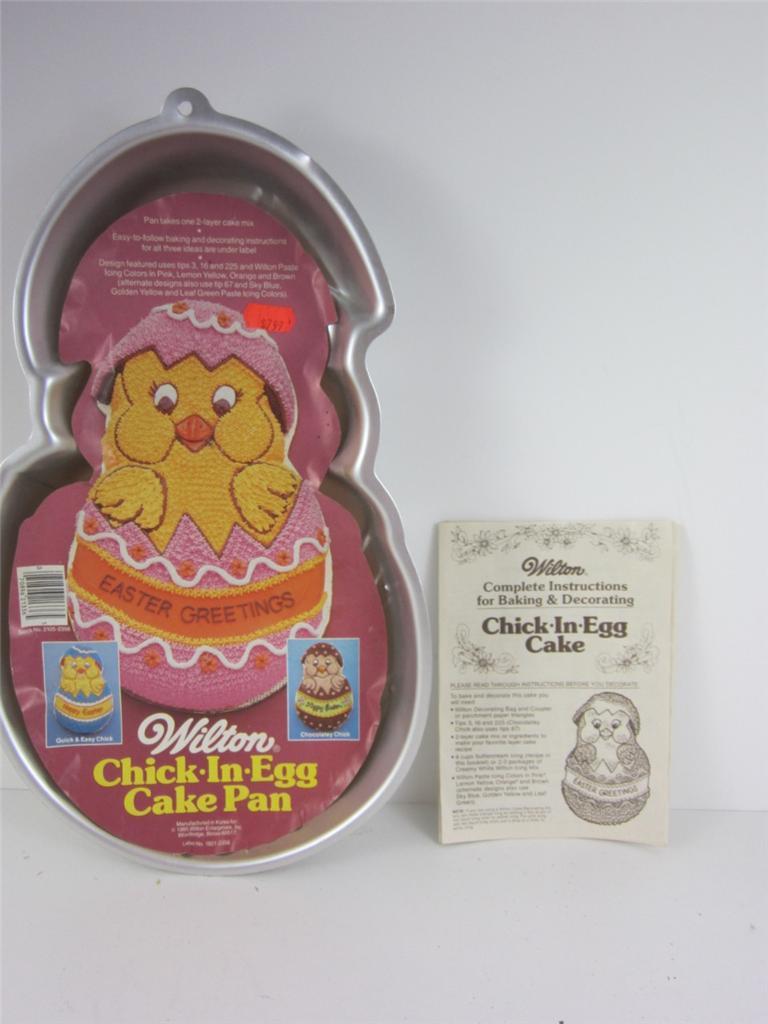 Bunny With Basket Cake Pan