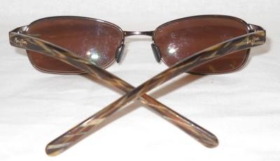 Maui Jim Rx Sunglasses MJ 101 25 Kala Gloss Brown 55 17 135
